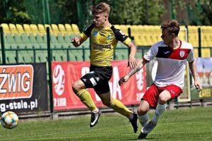 Absolwent naszej szkoły Maksymilian Sitek powołany do reprezentacji Polski U21