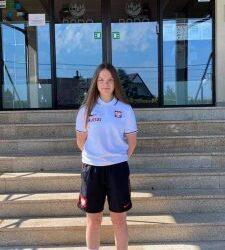 Uczennica Naszej szkoły w kadrze Reprezentacji Polski